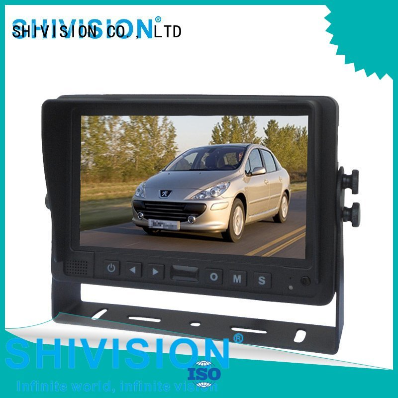 Quality Shivision Brand roof monitor rear view monitor system