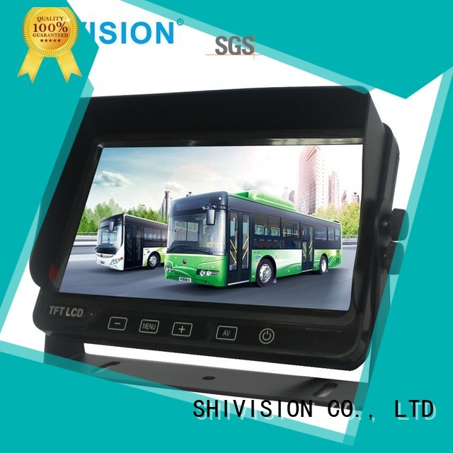 Hot rear view monitor system backup Shivision Brand