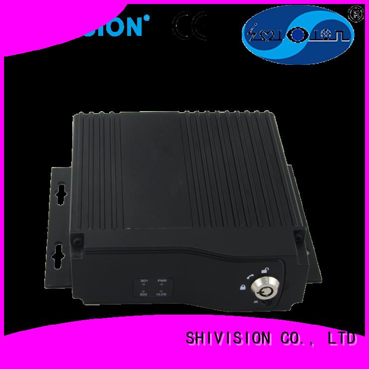 Shivision Brand dvr 8ch sd custom vehicle camera dvr