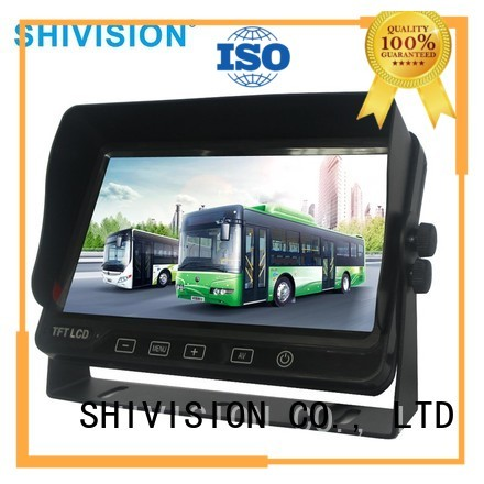 mirror monitor car Shivision Brand vehicle reverse camera monitor manufacture