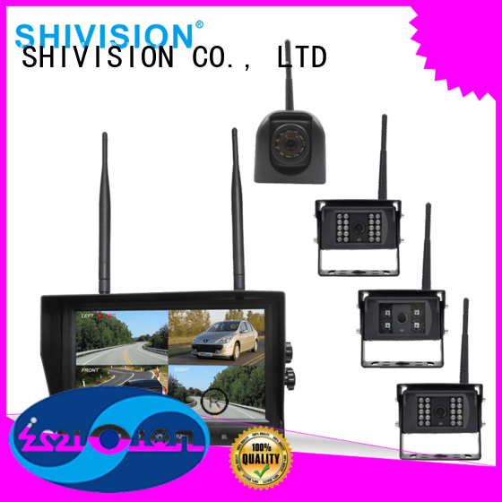 cordless camera with quad view monitor system The Newest Upgraded digital Bulk Buy quadview Shivision