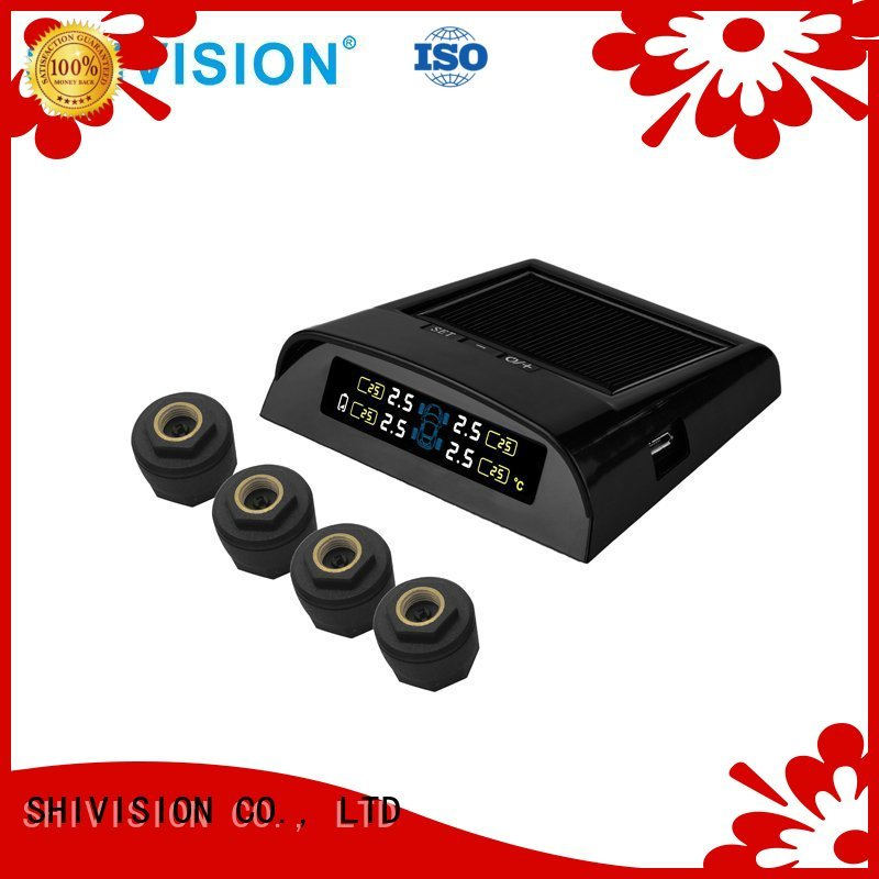 Shivision Brand detection system The Newest Upgraded custom vehicle tire sensor system